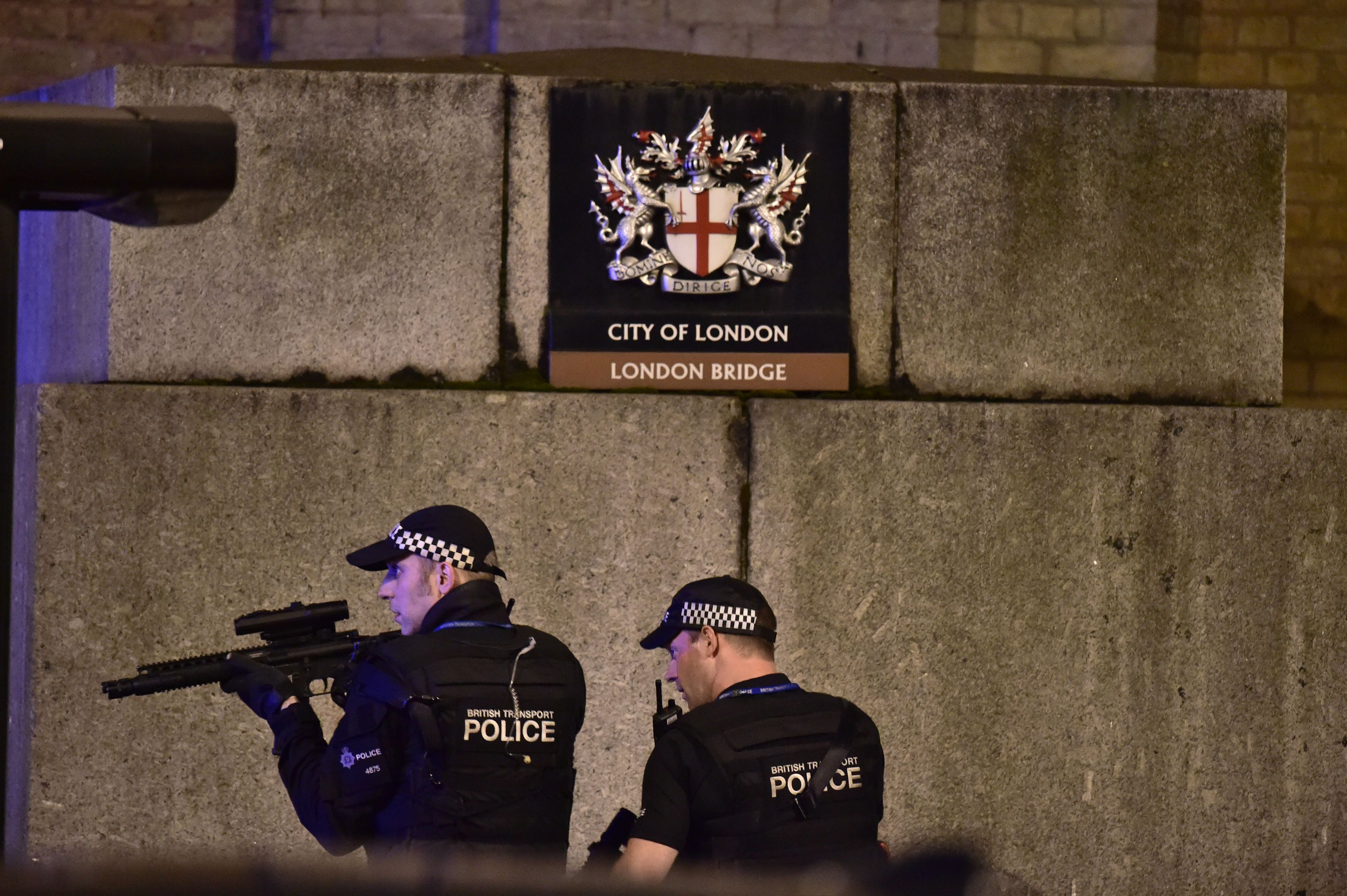 London Bridge Terrorists Took Steroids Before Killing 8 People, court hears