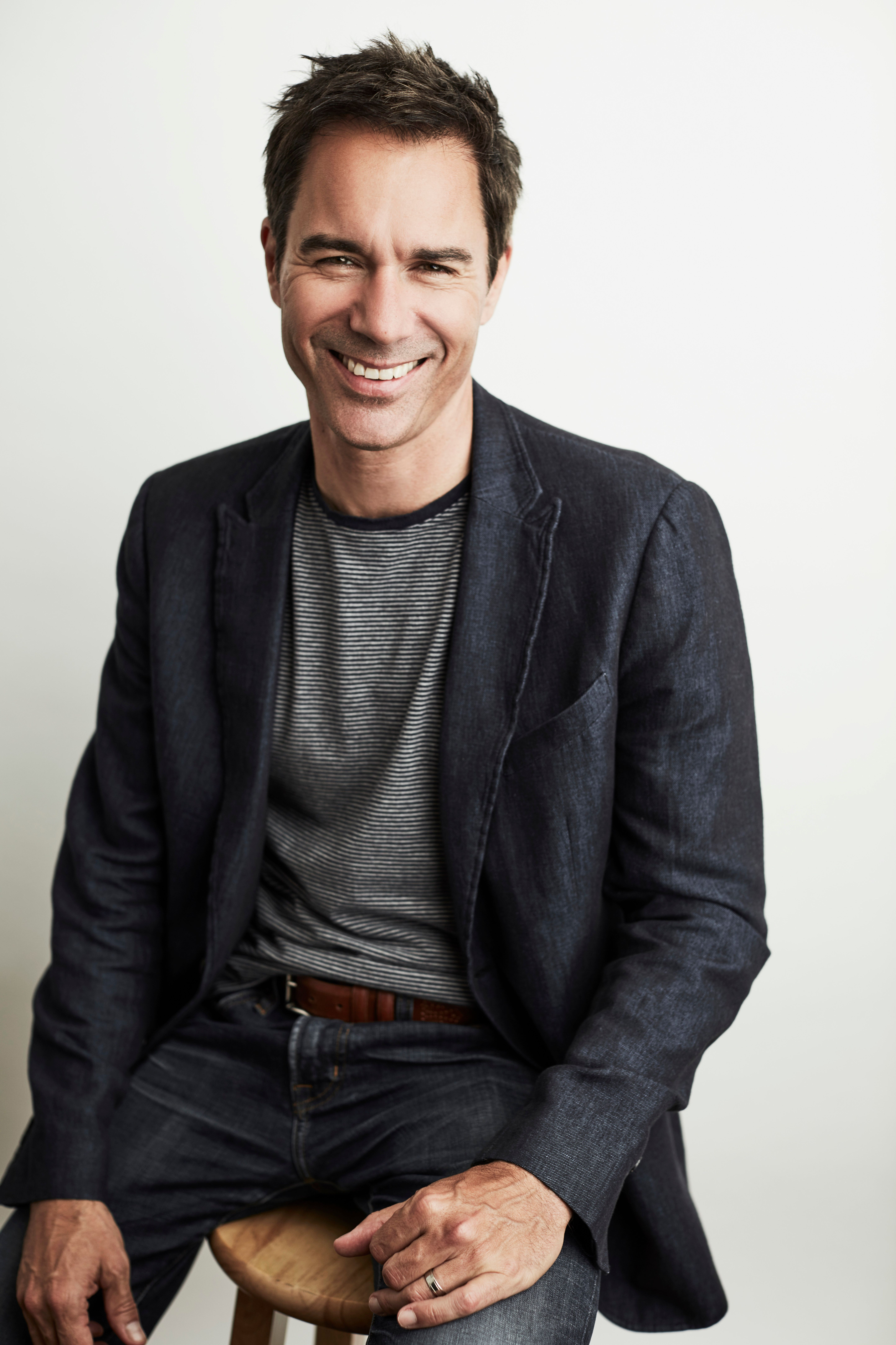 <strong>Eric McCormack</strong>