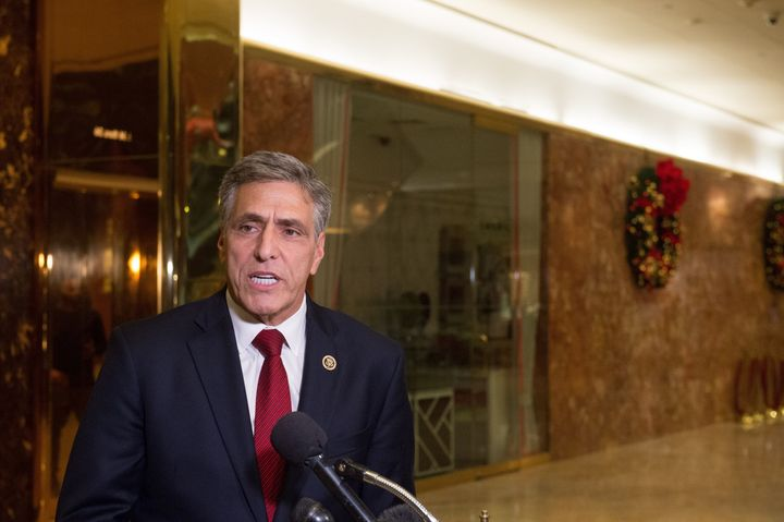 Rep. Lou Barletta (R-Pa.) is seen in November 2016.