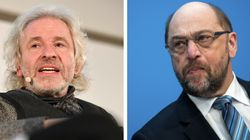 Gottschalk twittert über Schulz und Alkohol – und gerät in