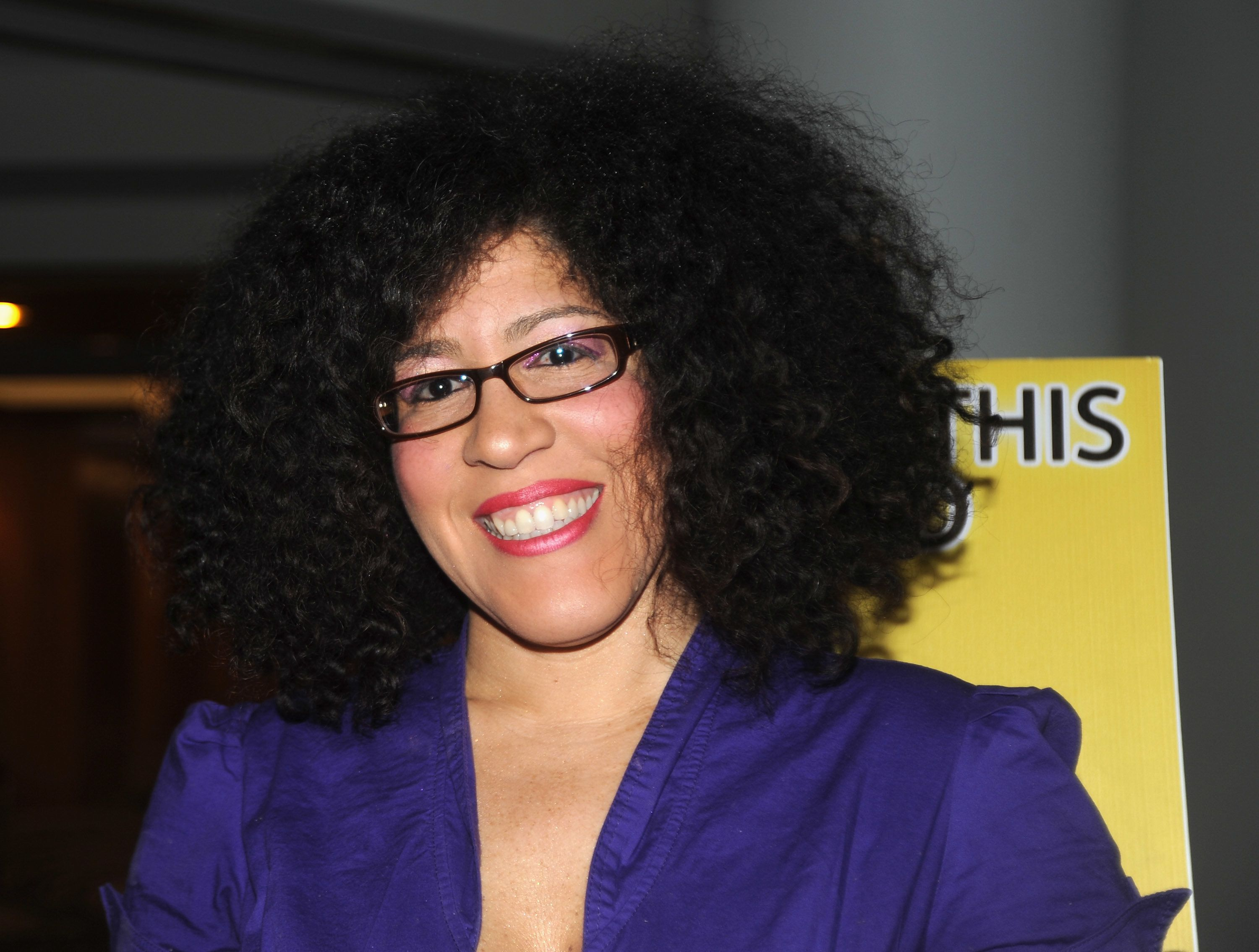 PRINCETON, NJ - MARCH 07:  Rain Pryor performs  at Hyatt Princeton Hotel on March 7, 2015 in Princeton, New Jersey.  (Photo by Bobby Bank/WireImage)