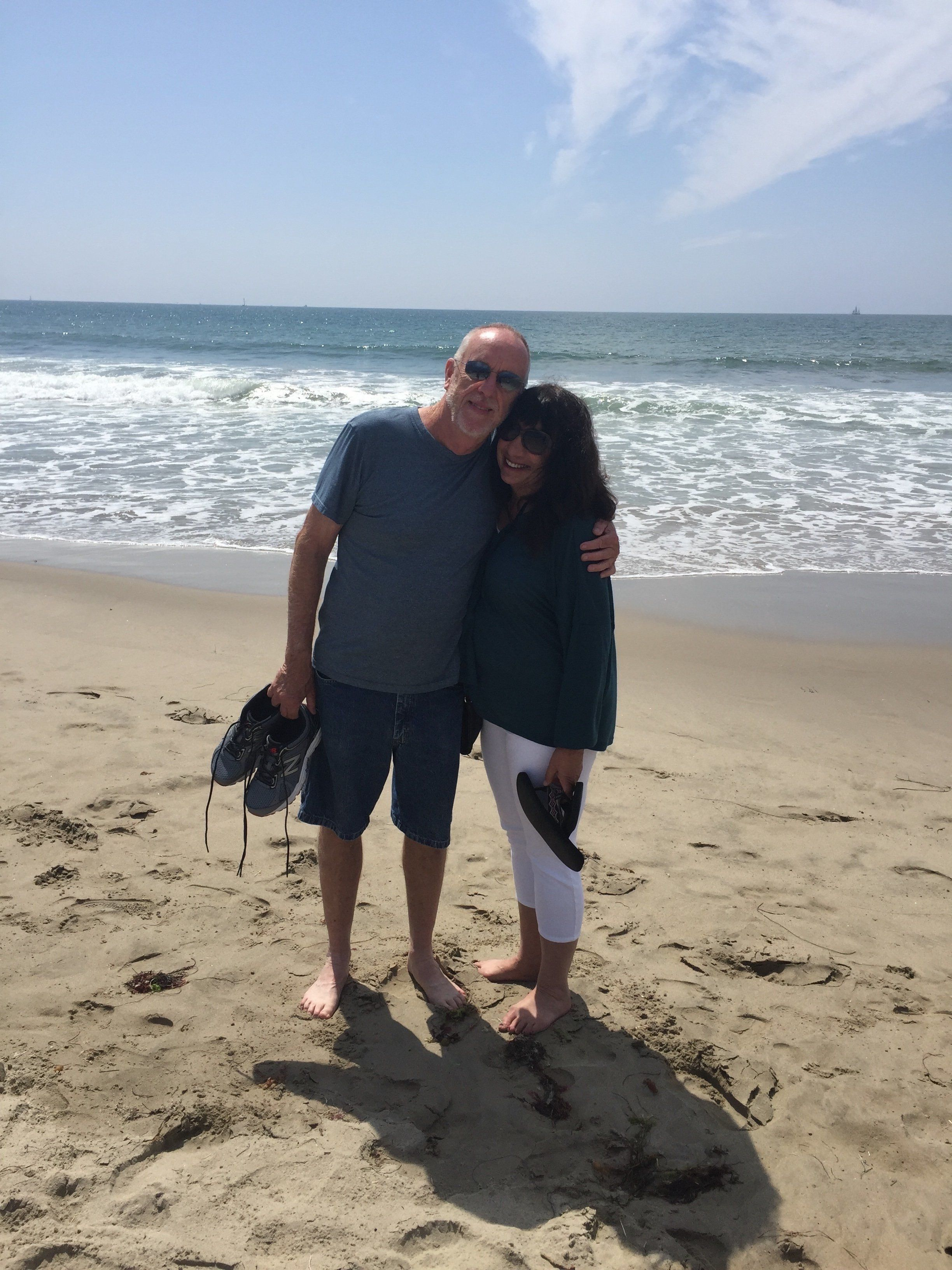Ann Brenoff and Charlie Lattig met on Zoosk shortly after they were both widowed.