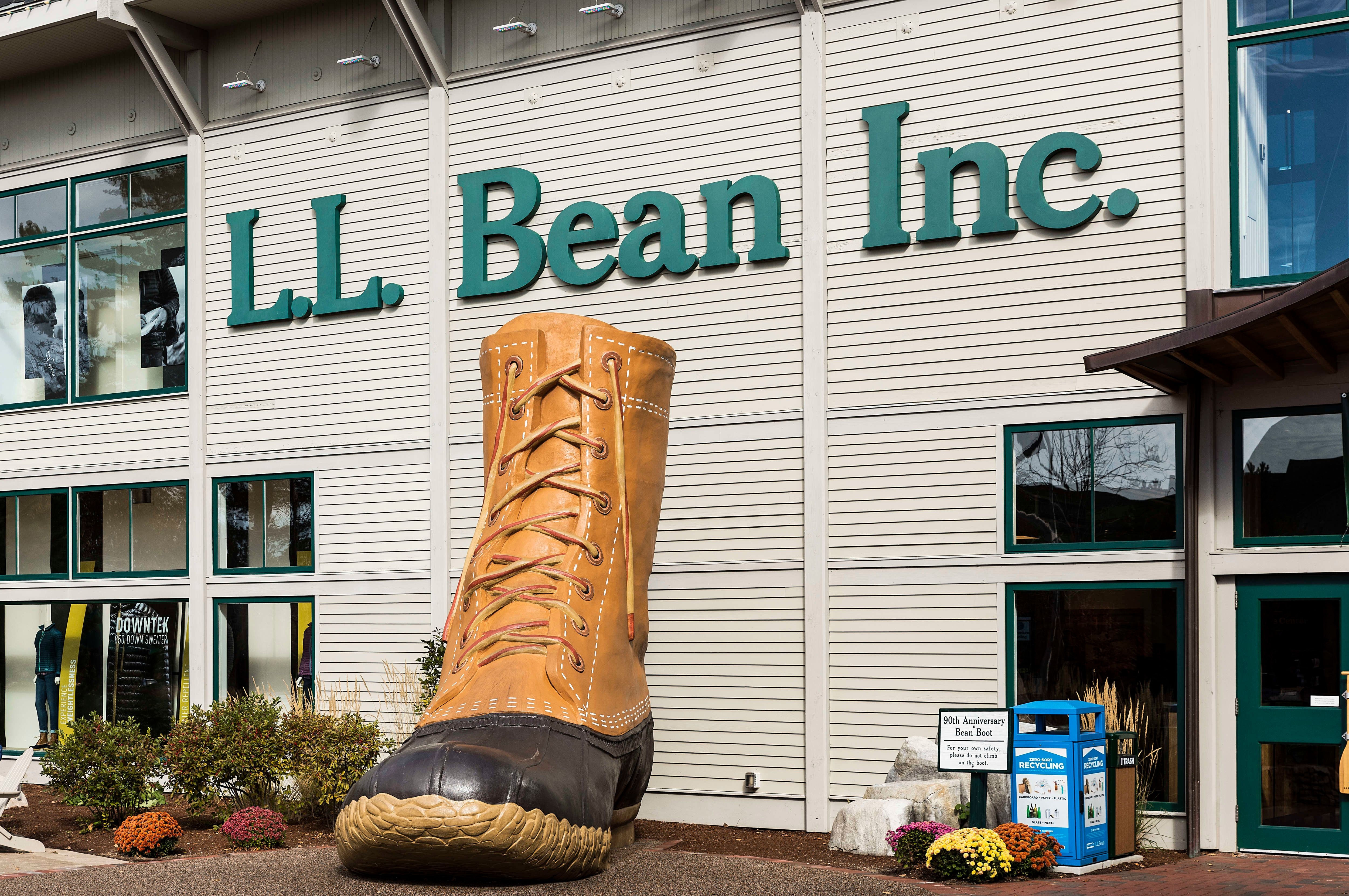 LL Bean changes lifetime guarantee to 1-year return policy