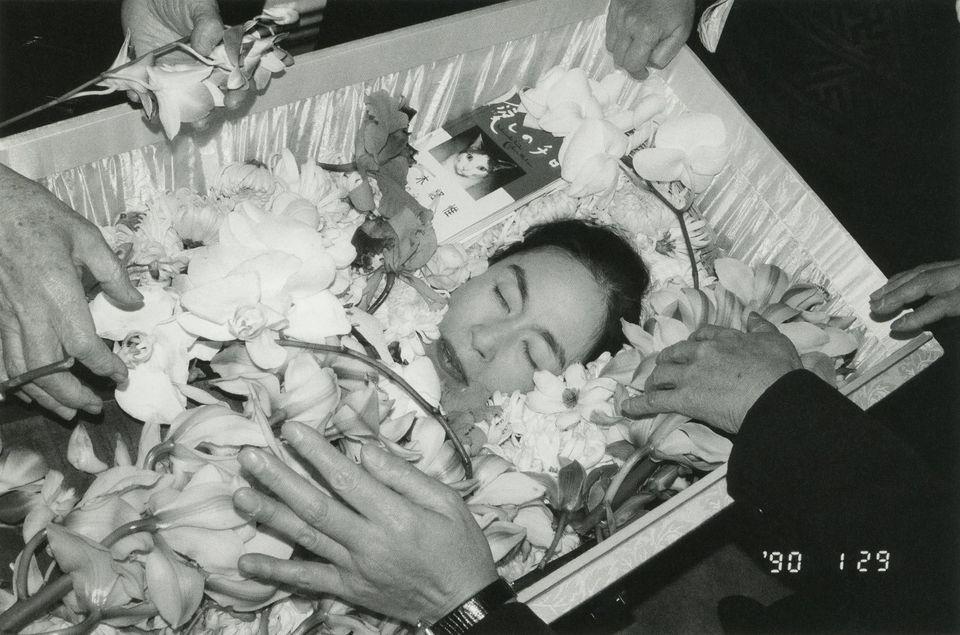 "Nobuyoshi Araki, ""Winter Journey,"" 1989-90/2005. Gelatin silver"