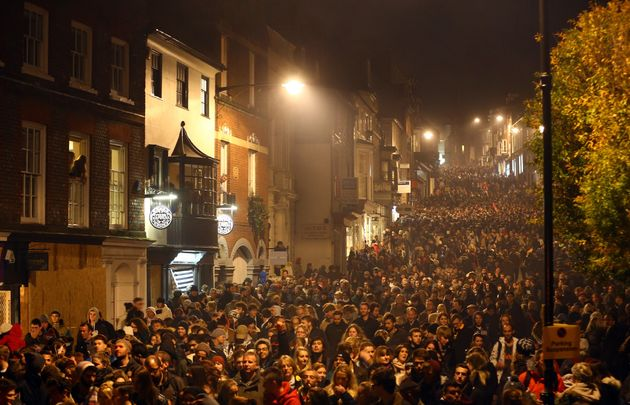 Lewes, home to the world-famous bonfire night, is one area which applies a controversial Universal Credit...