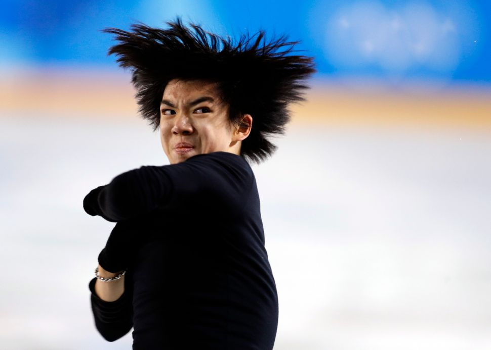 Cha Jun-hwan of South Korea.