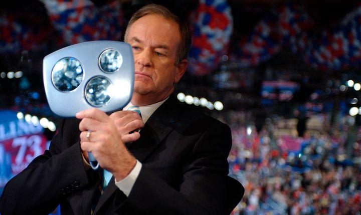 Fox News host Bill O'Reilly faced multiple allegations of harassment.