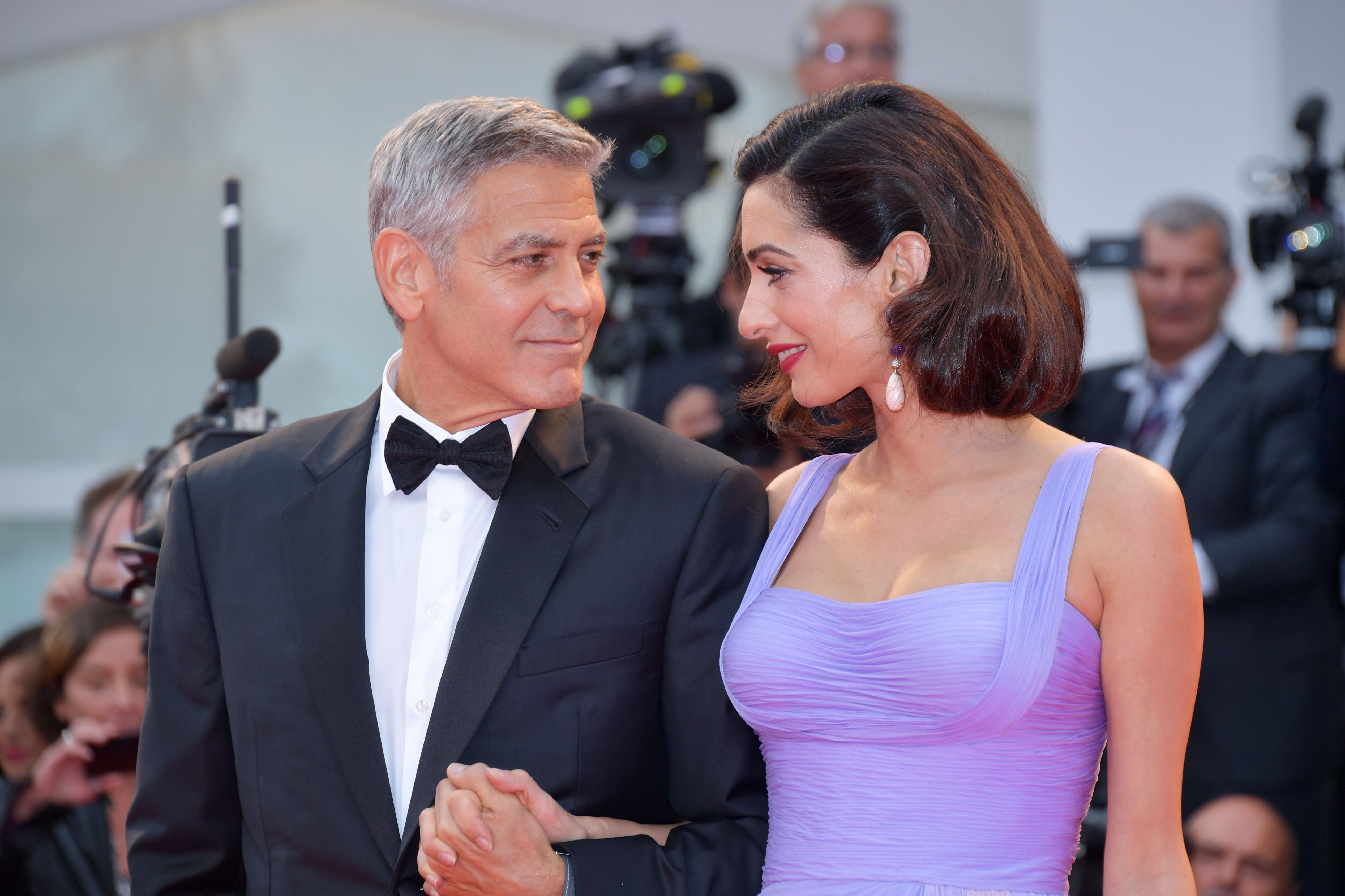 George Clooney Talks About His Love For Amal, And It's Devastatingly Romantic