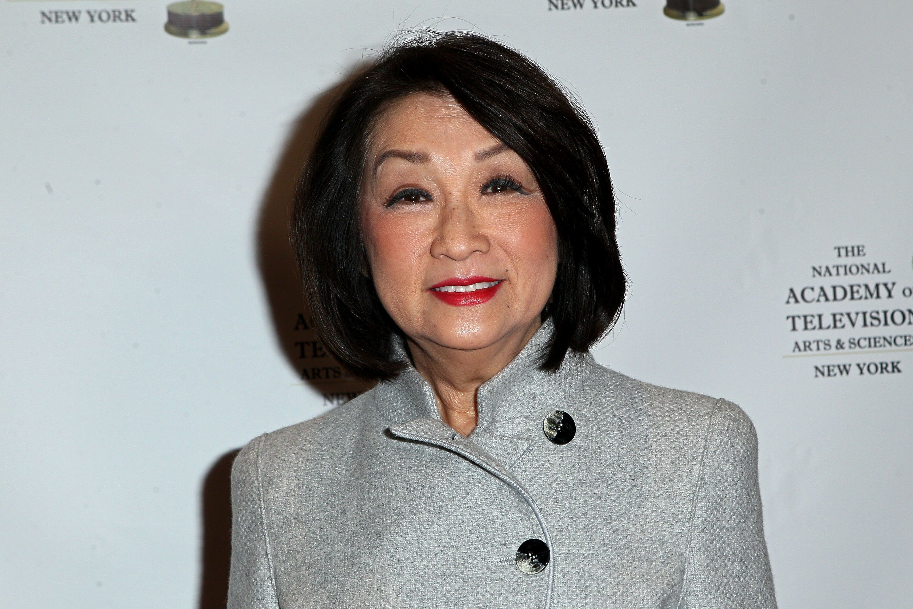 NEW YORK, NY - NOVEMBER 30:  Connie Chung attends the 2017 Gold & Silver Circle Induction Ceremony at The Lambs Club on November 30, 2017 in New York City.  (Photo by Steve Mack/Getty Images)