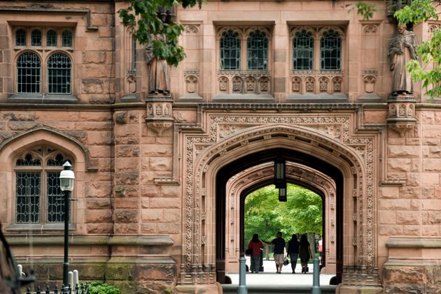 Students Walk Out After Princeton Professor Uses Racial Slur In Class On Hate