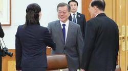 북한 김여정이 문재인 대통령에게 '방북 초청'하며 꺼낸
