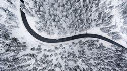 Schneefall, Eisregen und extreme Glätte: Jetzt schlägt der Winter