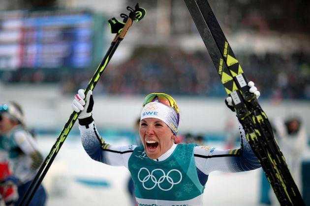평창동계올림픽 첫 금메달이