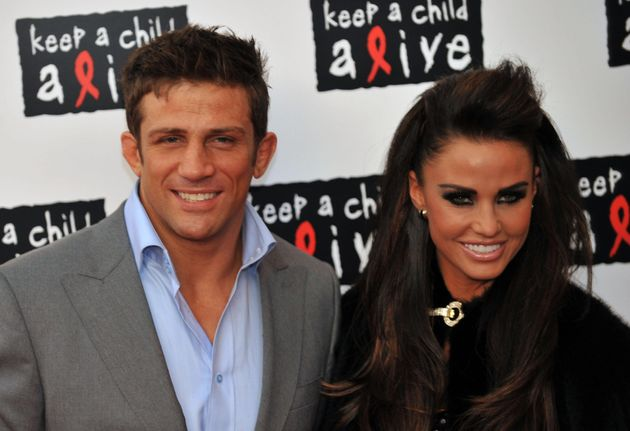 Alex Reid and Katie Price were married from 2010 to