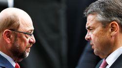 Schulz gegen Gabriel: Der schmutzige Kampf zweier ehemals bester Freunde
