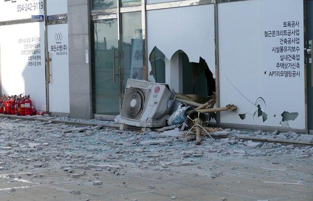 포항에 규모 4.6 지진 발생…89회 여진 중 가장