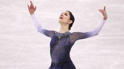 러시아 출신 메드베데바가 세계신기록을