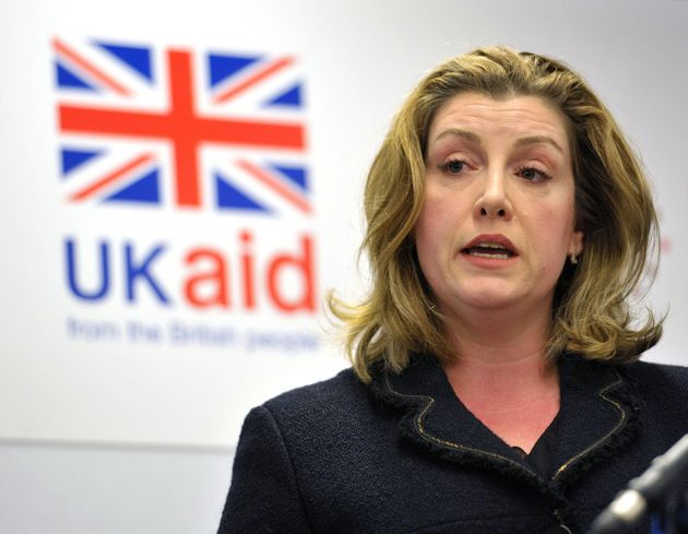 International Development Secretary Penny Mordaunt said Oxfam could have its funding withdrawn over safeguarding