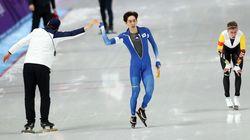 이승훈이 스피드 5000m를 5위로
