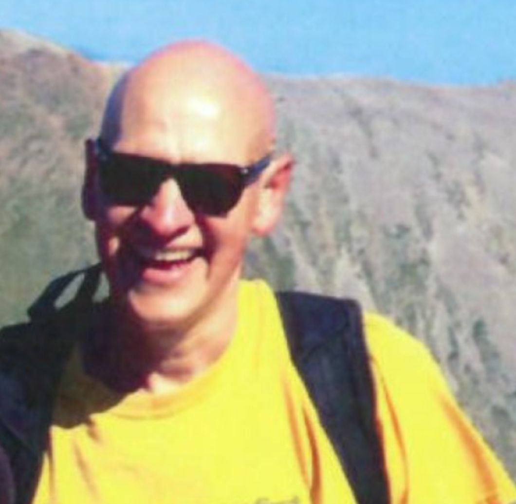 <strong>Alan Gibson's body was discovered on Saturday</strong>