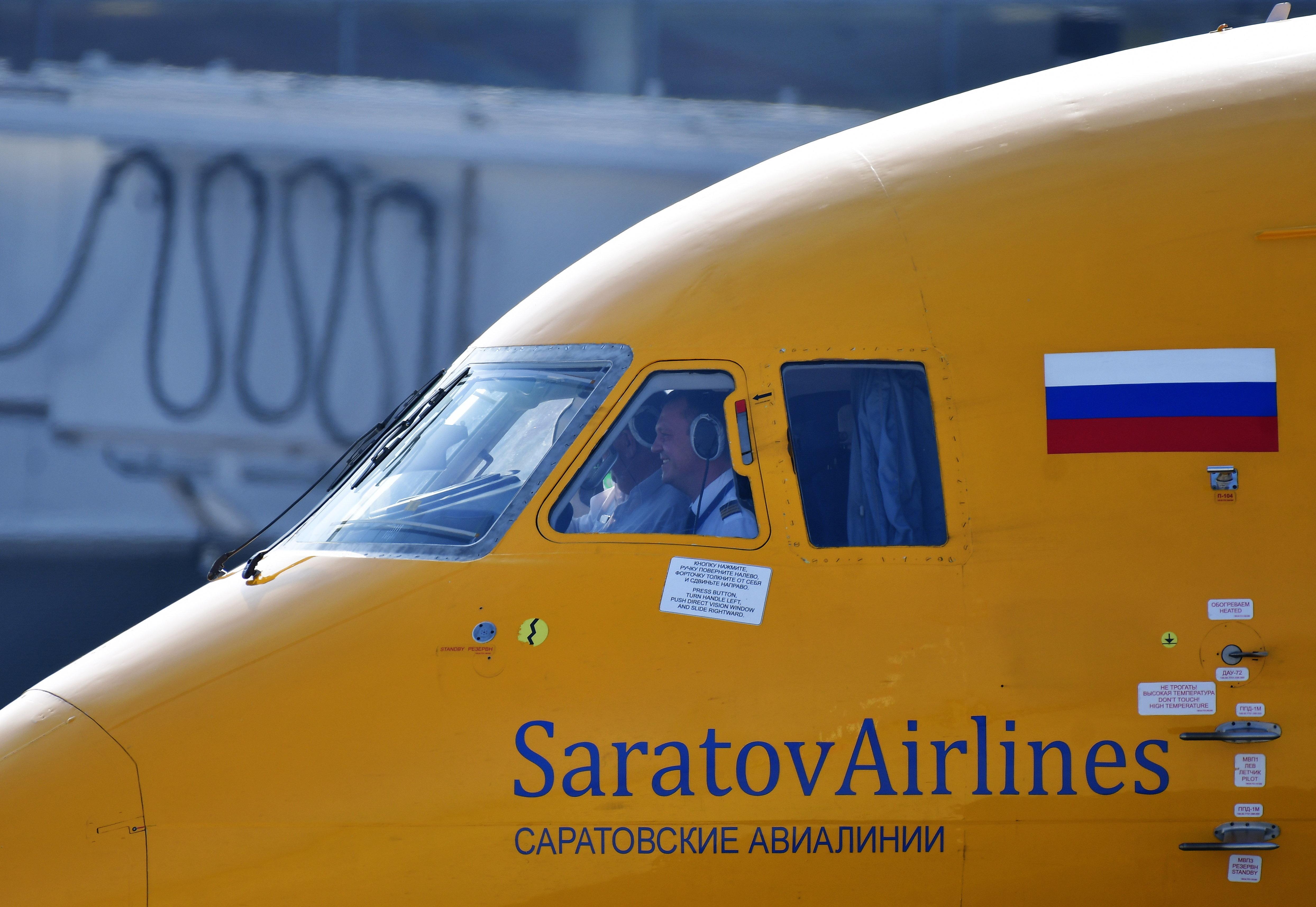 Συντριβή ρωσικού αεροσκάφους με 71 επιβαίνοντες κοντά στη Μόσχα. Εντοπίστηκαν