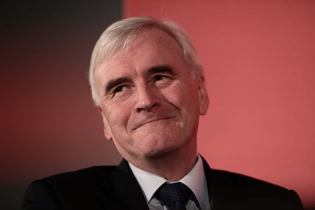 Labour's John McDonnell Would Prefer Another Election To Second Brexit