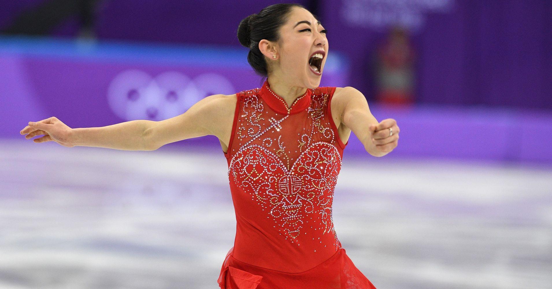 Figure Skater Mirai Nagasu Becomes First U.S. Woman To Land Triple Axel At Olympics