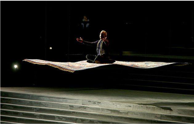 평창올림픽 개막식의 백호와 인면조, 청룡을 만든 뉴욕의