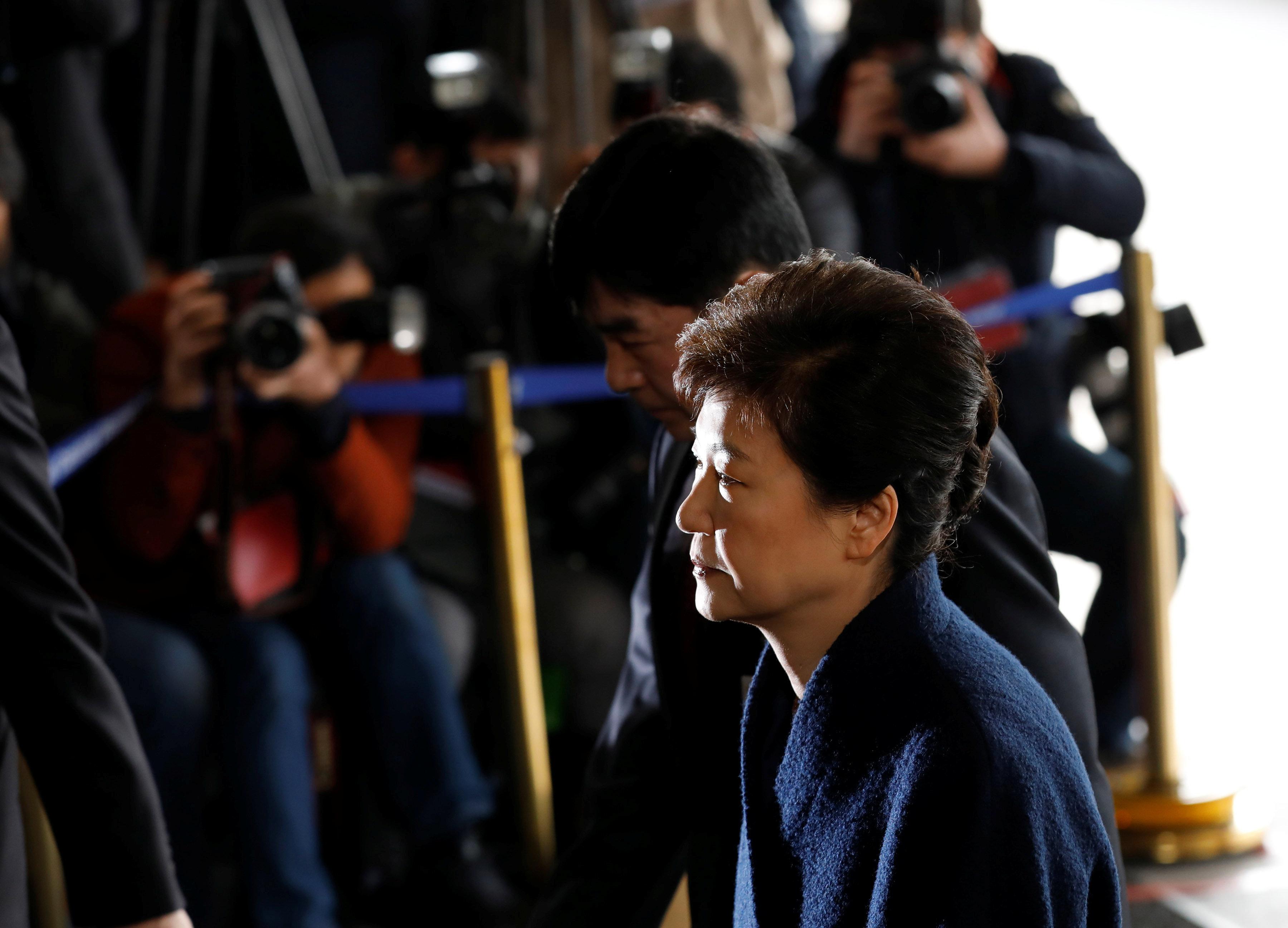 박근혜 전 대통령 기 치료비로 쓰인 돈의 놀라운