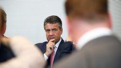 Der Verlierer: Sigmar Gabriel hat in der SPD kaum Zukunft