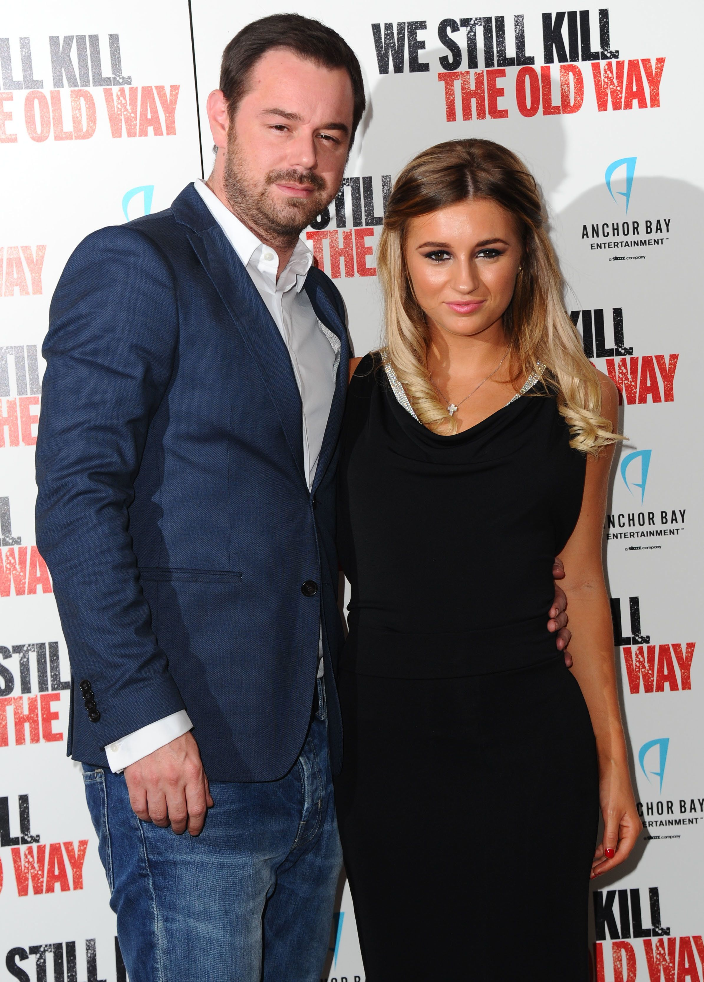 Danny Dyer's Daughter, Dani, Forced To Quit New Reality Show 'Survival Of The Fittest' After Only A