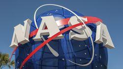 NASA 홈페이지에 김연아가 등장한