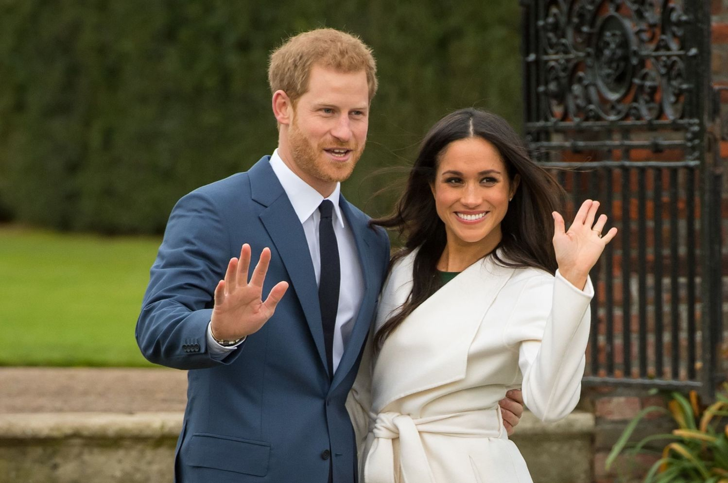 Prince Harry And Meghan Markle Reveal Royal Wedding