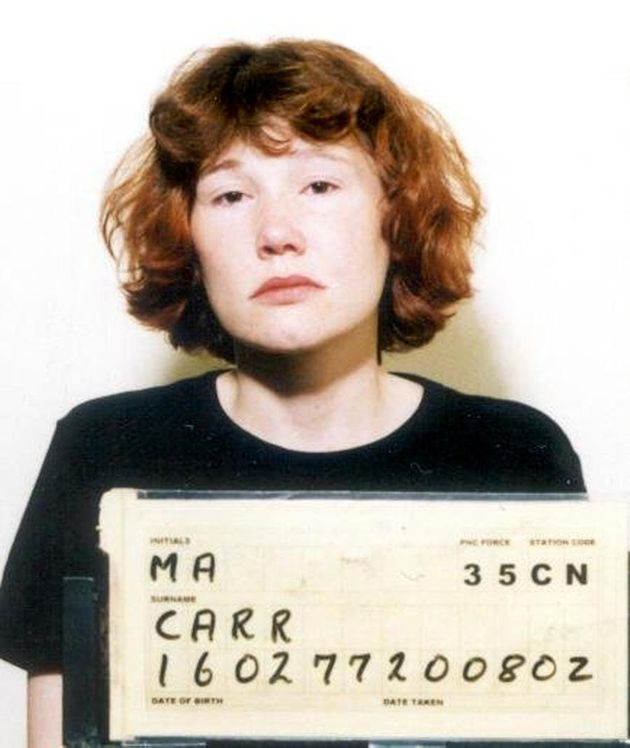 Maxine Carr was jailed for