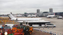 «Έκλεισε» το αεροδρόμιο City του Λονδίνου. Εντοπίστηκε βόμβα του Β' Παγκοσμίου Πολέμου κοντά στον
