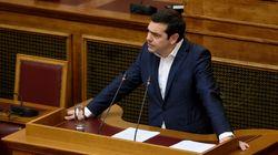 Ομιλία Τσίπρα στην ΚΟ του ΣΥΡΙΖΑ για σκάνδαλο Νovartis, Σκοπιανό και