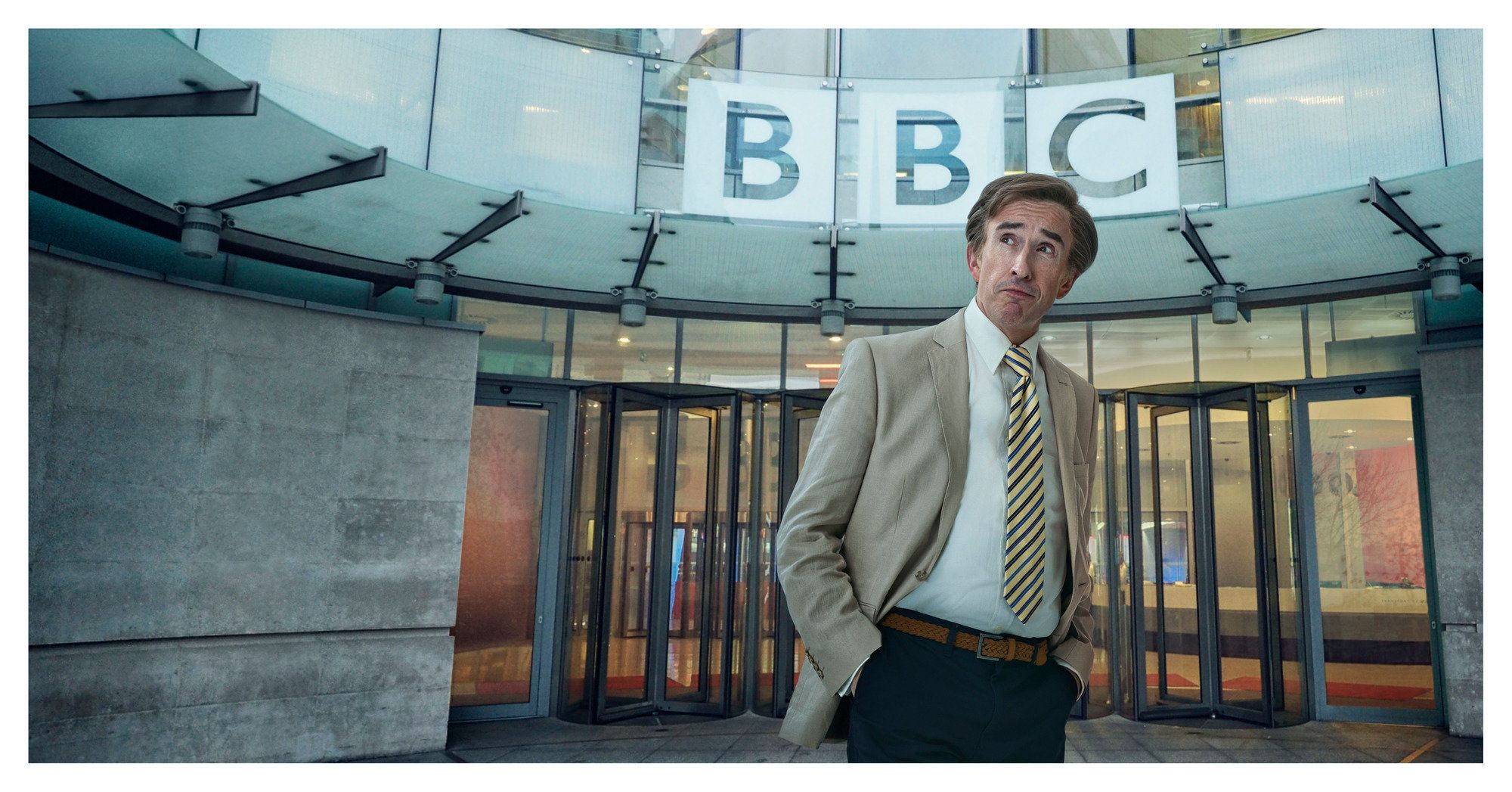 Alan Partridge Returns To The BBC For New