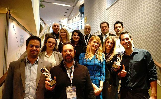 H Syncbnb κορυφαία ελληνική startup τουρισμού στα Futourism awards