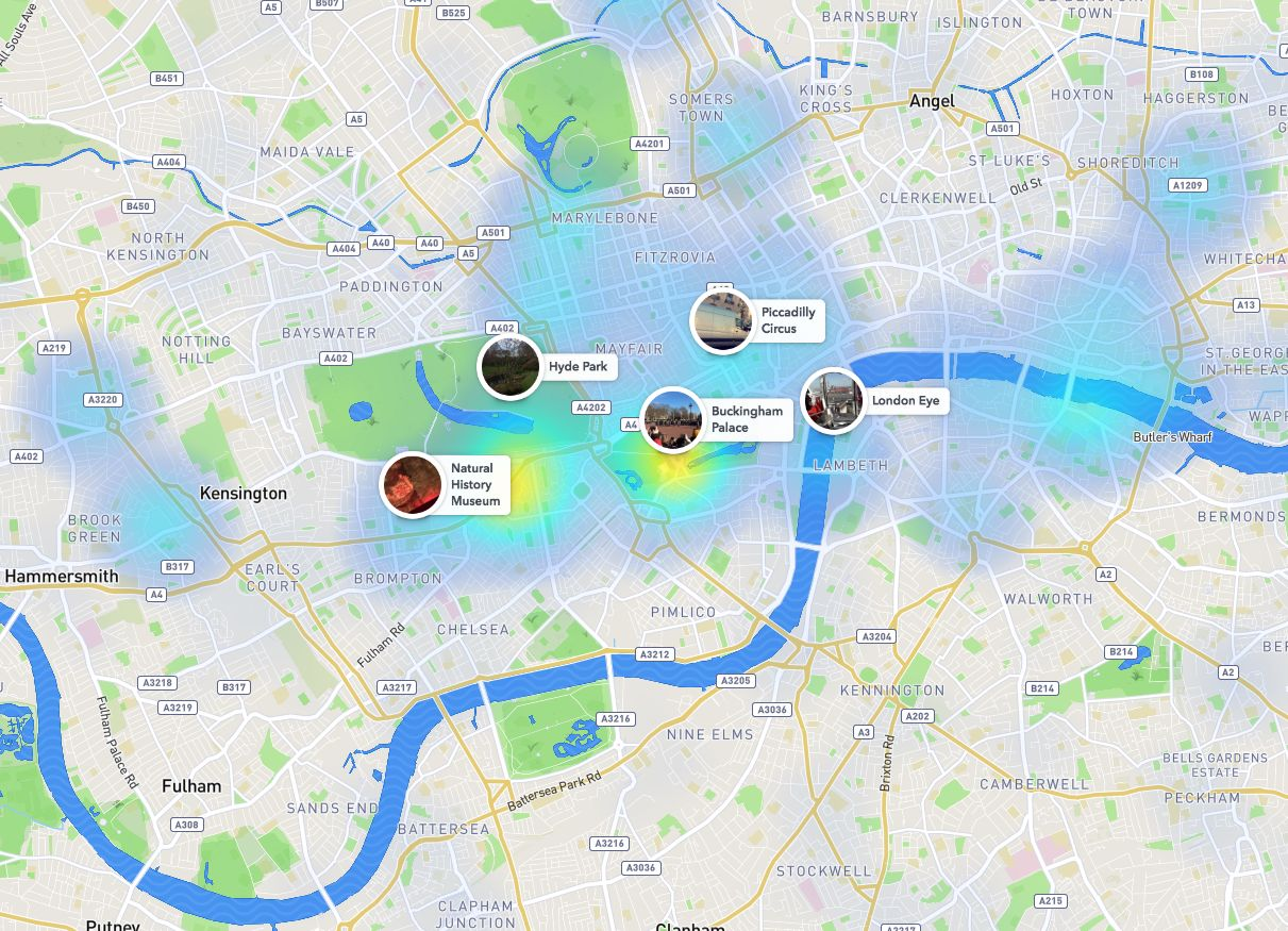Snapchat brings Snap Map to the web