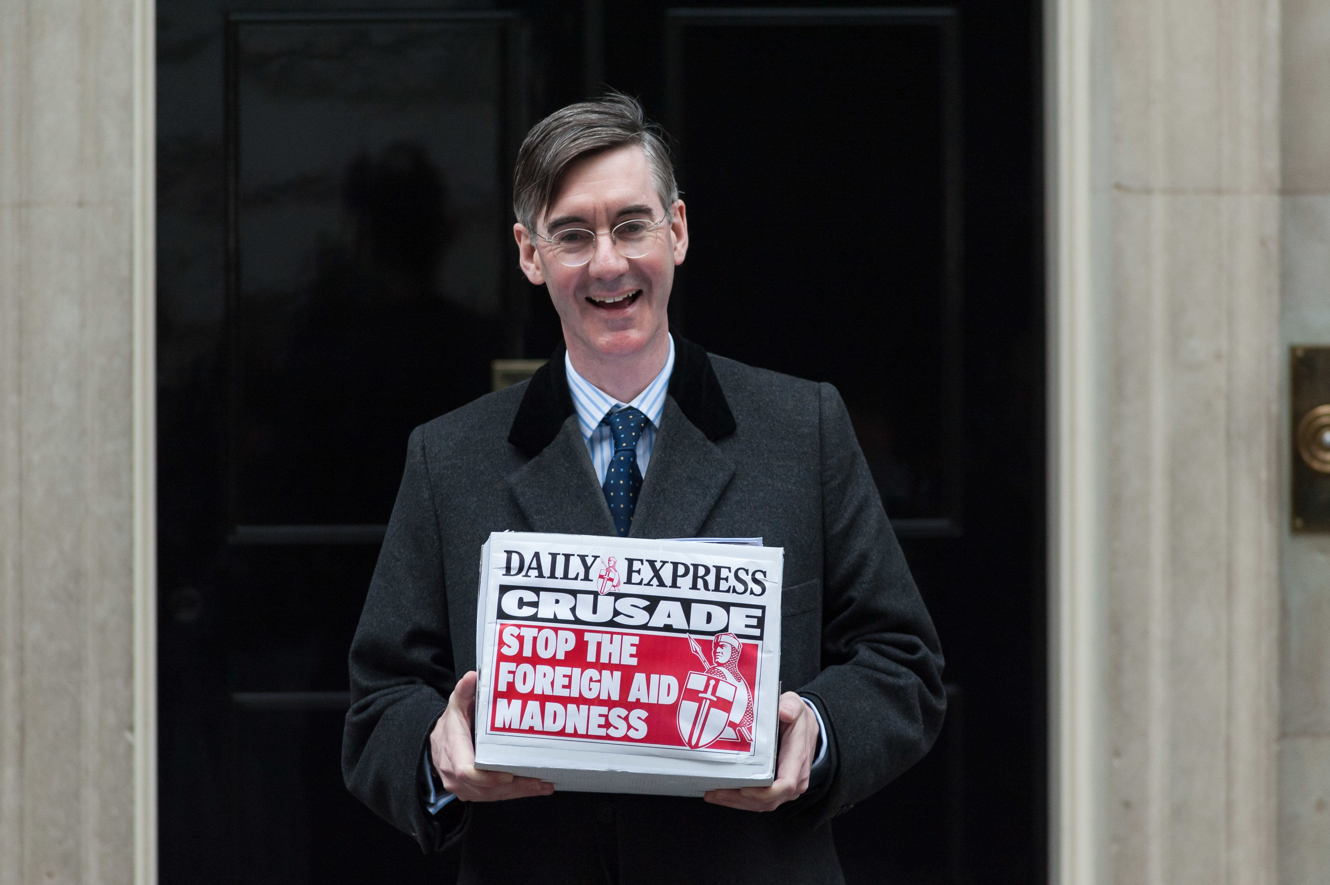 <strong>Jacob Rees-Mogg</strong>