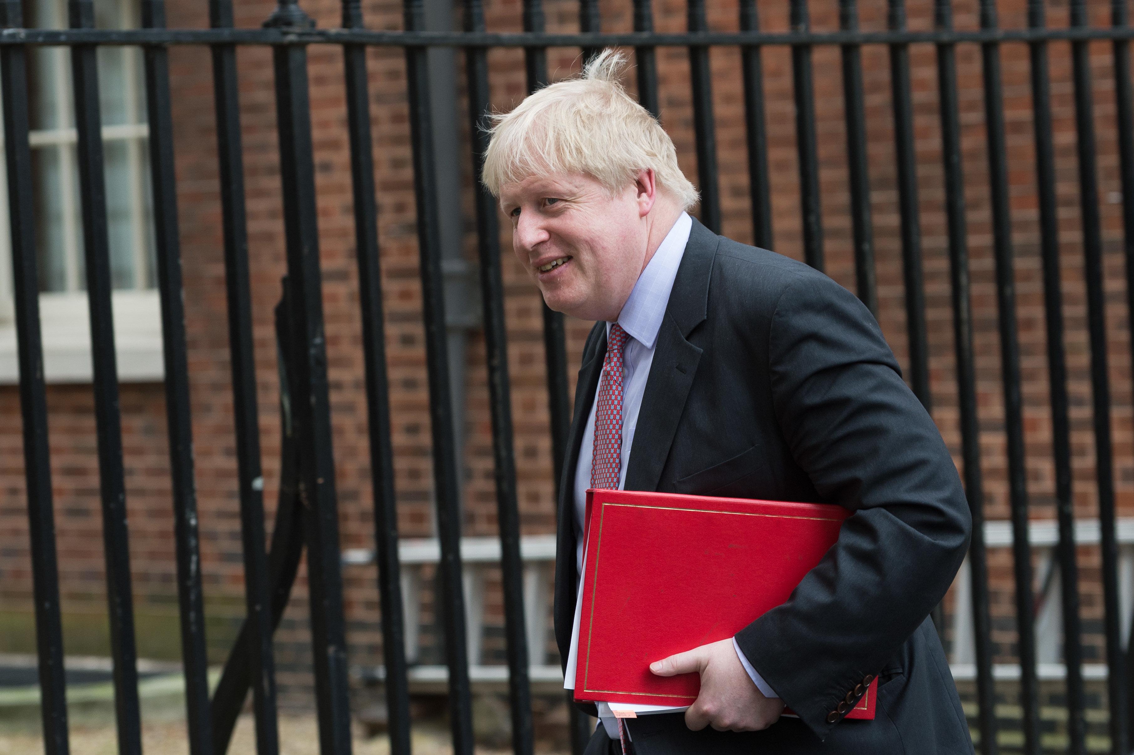 <strong>Boris Johnson</strong>