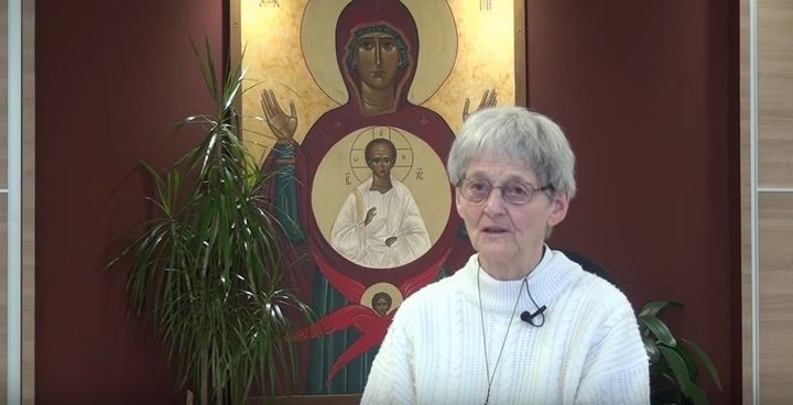 Bernadette Moriau's healing was recognized as a miracle by a Roman Catholic bishop on Feb. 11.