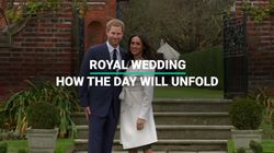 Royal Wedding: How The Day Will