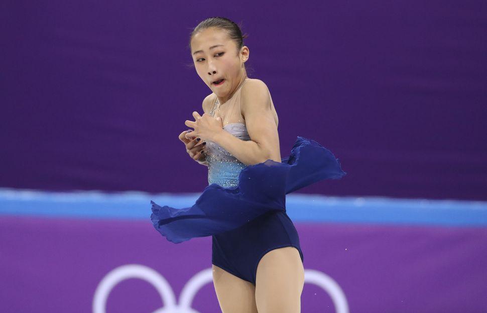 Li Xiangning of China.