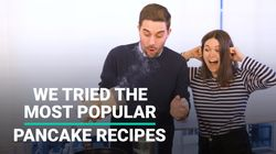 We Tried The Most Popular Pancake
