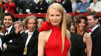 HOLLYWOOD - FEBRUARY 25:  Actress Nicole Kidman attends the 79th Annual Academy Awards held at the Kodak Theatre on February 25, 2007 in Hollywood, California.  (Photo by Frazer Harrison/Getty Images)