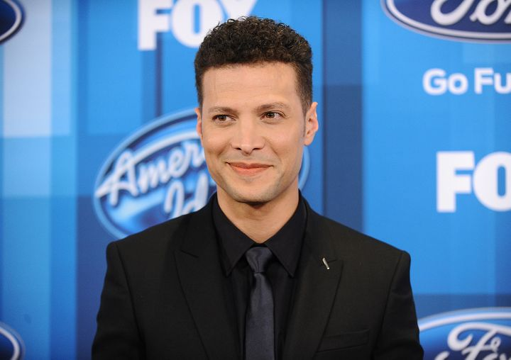 "Guarini attends Fox's ""American Idol"" finale for the farewell season on April 7, 2016, in Hollywood. An ""American Idol"""