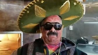 Brad Brakell owner of the Pizzalchik restaurant in Boise Idaho is coming under fire for a Facebook video where he painted his face brown wore a sombrero and spoke in a fake Mexican accent