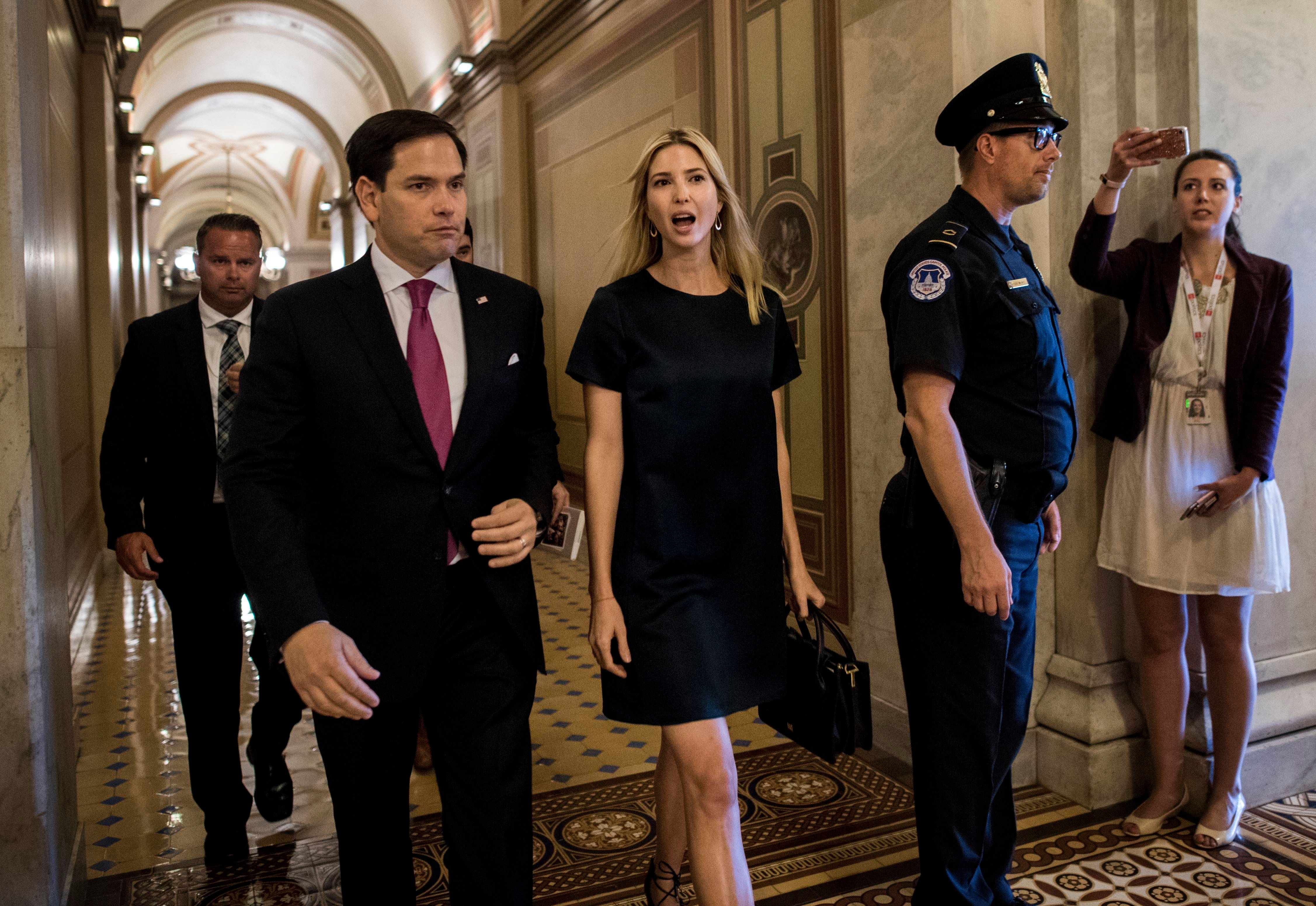 Ivanka Trump And Marco Rubio's Paid Leave Plan Is A Disaster For Women