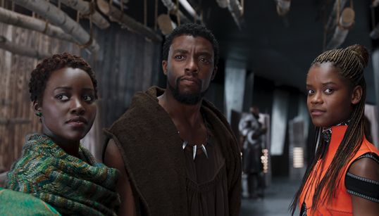 'Black Panther' Is What Superhero Movies Are Meant To